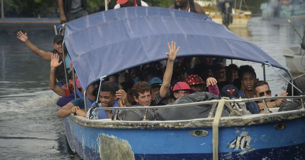How do governments cope with unwanted migration?