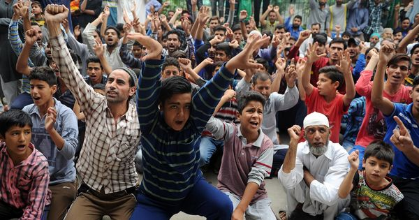 Counterview:  'Kashmiris want nothing but the right to choose'