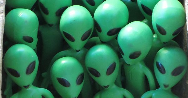 What do aliens look like? The clue is in evolution