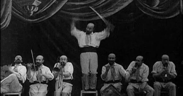 Background notes: How the not-so-silent cinema created a love for music