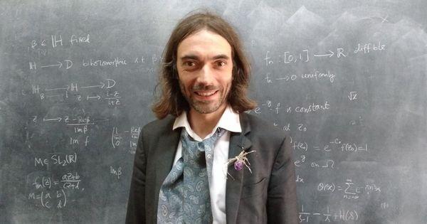 Meet the 'Lady Gaga' of the maths world, Cédric Villani