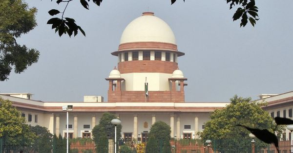 To demonstrate its support of transparency, the Supreme Court should embrace RTI