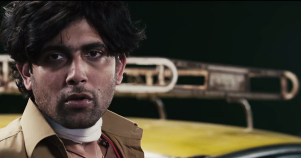 Web series 'TXDRMY' features a taxi driver, a vehicle that goes nowhere, and deadpan wit