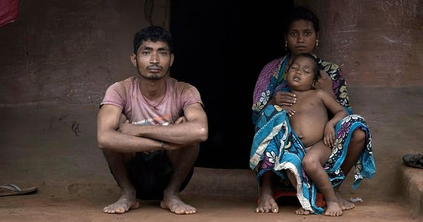 Nineteen children had to die for the Odisha government to find this village