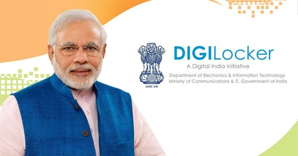 The DigiLocker was supposed to cut down paperwork but less than 0.1% of Indians are using it