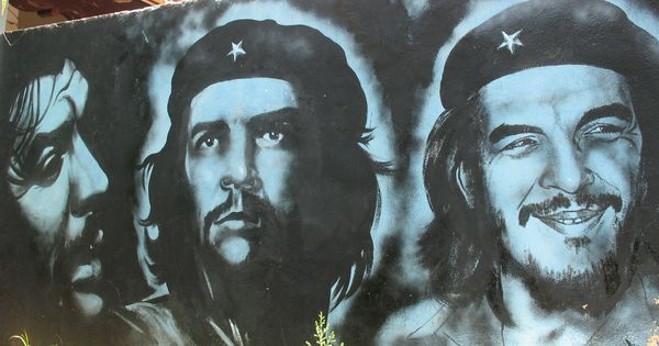 When did Che Guevara become CEO? How corporations are increasingly taking progressive stands