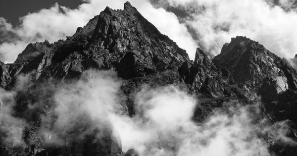 A photographer has taken stunning shots of one of the most treacherous roads in the Himalayas