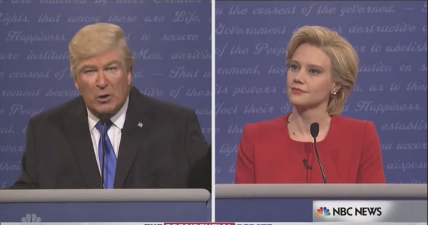 Donald Trump is almost beyond parody but that doesn't stop Alec Baldwin from trying