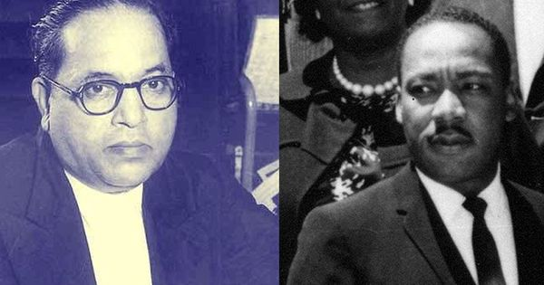 What Ambedkar's anti-caste struggle shared with the US civil rights movement