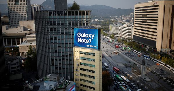 Spoofs, parodies, jokes: The exploding Galaxy Note 7 has become the new Harambe