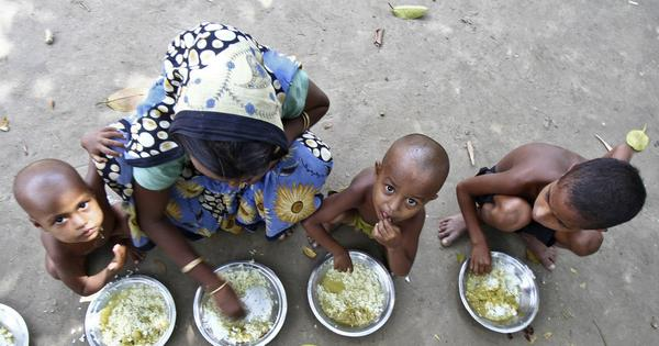 India has programmes to alleviate hunger but not the will to enforce them