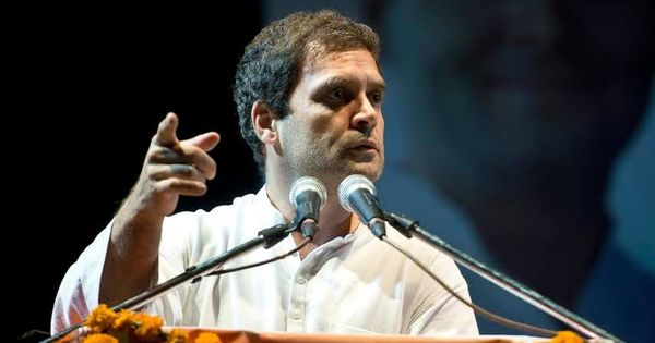 Can't call a donkey a horse: Congress MLA suspended for remarks against Rahul Gandhi