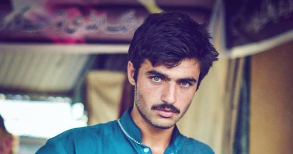 Watch: The Pakistani chaiwalla who became a viral sensation (and a model) gives an interview