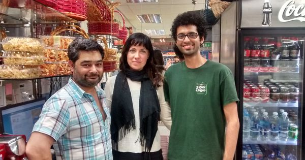 The Pakistani neighbours who made me feel at home in a foreign land