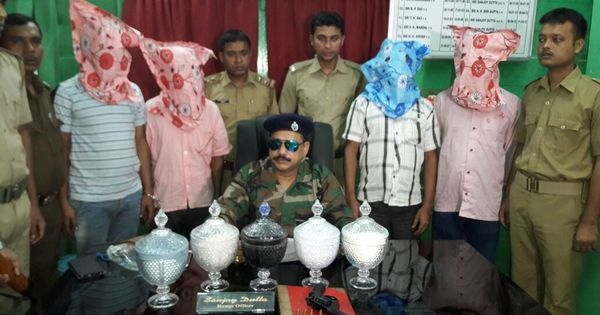 Sting in the tale: Why this image of a Rs 245 crore snake venom bust has many problems