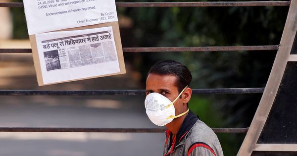 Central government committee set up to monitor avian flu