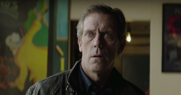 Hugh Laurie is back in a doctor's coat, and that's the big reason to get a dose of 'Chance'