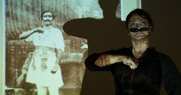 A woman haunted by the ghost of a man dressed as a woman: What is the play 'Lady Anandi' all about?