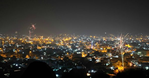 Fireworks in the desert: A dusty town in Pakistan reminds us why Diwali is so special