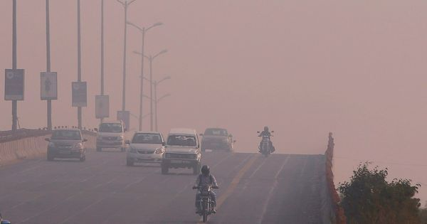 Delhi wants to fight pollution with outdoor air purifiers – but experts are sniffing at the idea