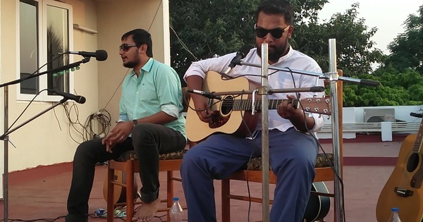 Meet Kurangan, a Chennai pop-rock band making Tamil music deep again
