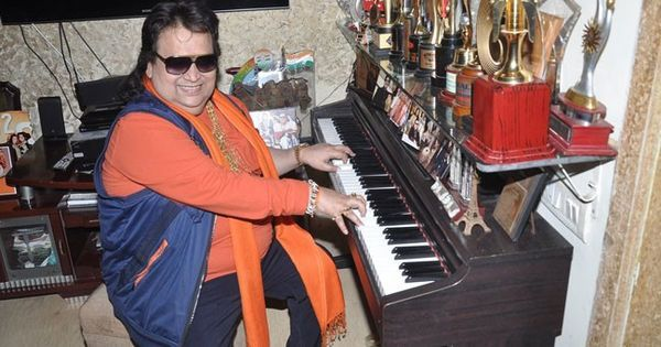 Bappi Lahiri burnt up the dance floor but he could rock the raag too
