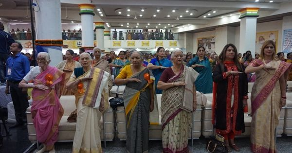 Eighty years on, the RSS women's wing has not moved beyond seeing the woman as mother