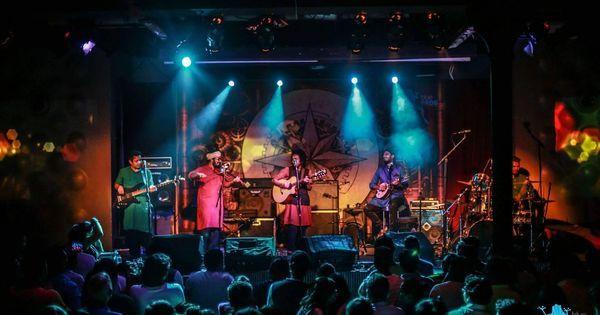 Kabir meets Bob Marley: The Mumbai band singing poetry set to Jamaican beats