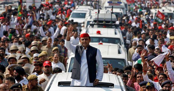 It's advantage Akhilesh Yadav as Samajwadi Party family feud enters its final stages