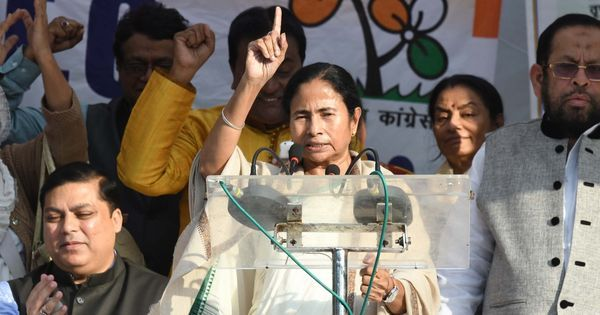 Could an India-wide mahagathbandan led by Mamata Banerjee be in the making?