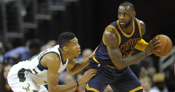 NBA: Who is Giannis Antetokounmpo and why is he inviting comparisons with 'King' LeBron?