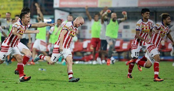 ISL 2016: Atletico de Kolkata lift second trophy by beating Kerala Blasters via penalty shootout