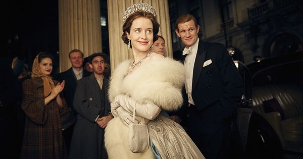 Why the TV series 'The Crown' is less about politics and more about the family