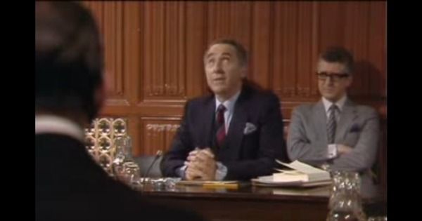 This 'Yes Minister' video suggests how the government can explain its failed policies