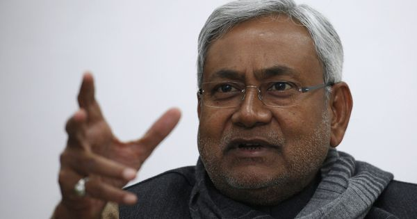 What can Nitish Kumar's support for demonetisation tell us about his political aspirations?