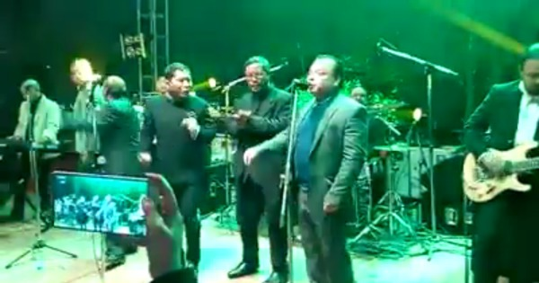 That Meghalaya rock band belting out The Beatles? It's made up of ministers and opposition members