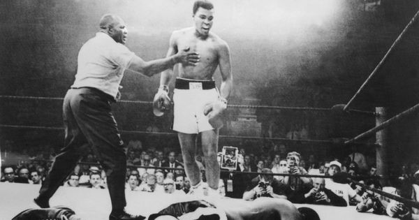 Muhammad Ali, Johan Cryuff and other sports legends who bid their final farewell in 2016