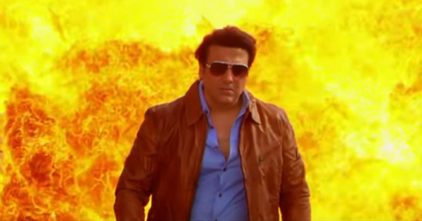 Stand by in 2017 for the new Govinda movie