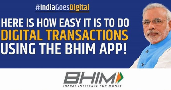 Bhim app may have topped download charts but it's not replacing cash (or even Paytm) just yet