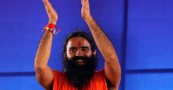 From TV to wrestling events, Patanjali is making its presence felt everywhere