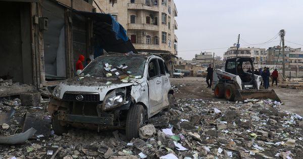 Syria: More than 100 al Qaeda members killed in US airstrikes, says Pentagon