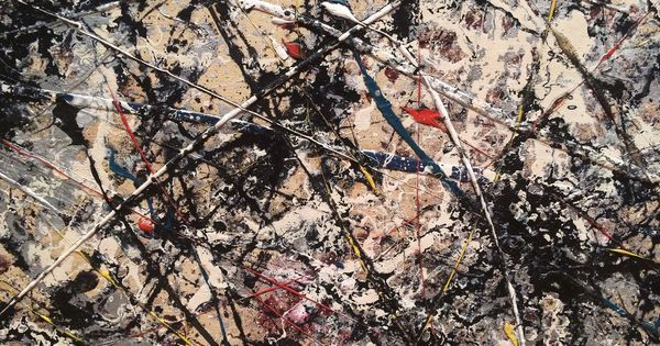 What Jackson Pollock's paintings (and nature) can tell us about the art of being happy