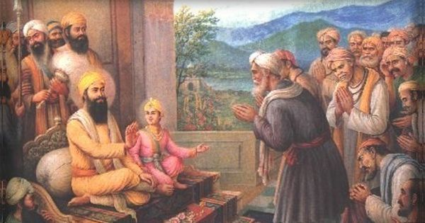 The tale of Guru Tegh Bahadur and Aurangzeb embodies the simplification of  Sikh-Mughal history