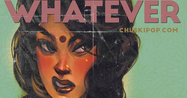 Chuski Pop: A podcast for desi feminists and brown girls with sass