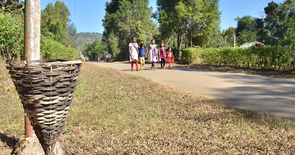 Way before Swacch Bharat, a remote Assam village had set cleanliness goals for itself