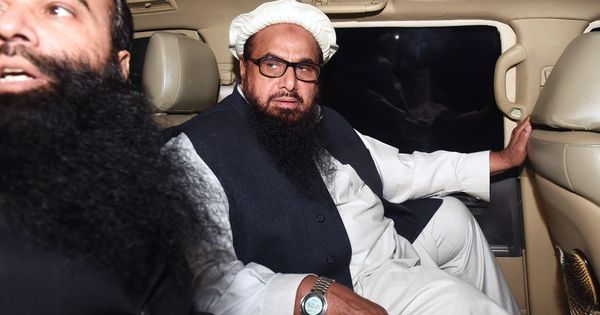 China, not America, was probably behind Hafiz Saeed's house arrest in Pakistan