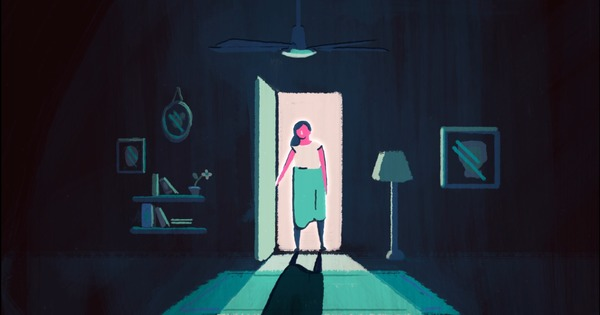 'I'm an outsider in my own home': This video voices the unspoken lament of domestic abuse