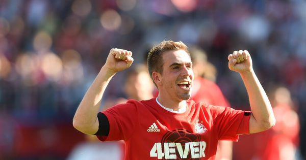 Just like his crosses, Philipp Lahm's decision to retire was perfectly timed