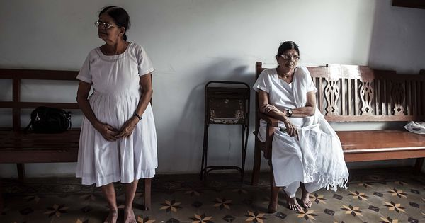 Photos: India's incredible shrinking Bene Israel community, through an outsider's lens