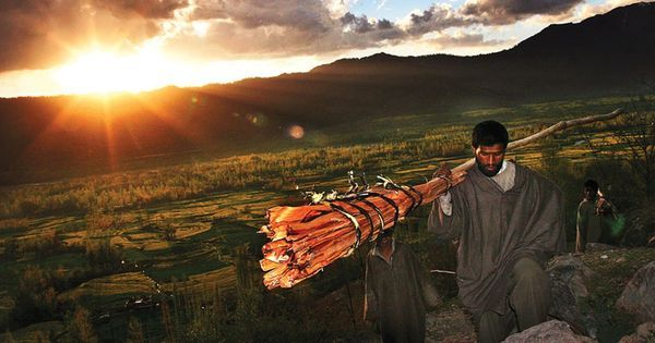 Nine photographers narrate a photographic history of Kashmir over three decades